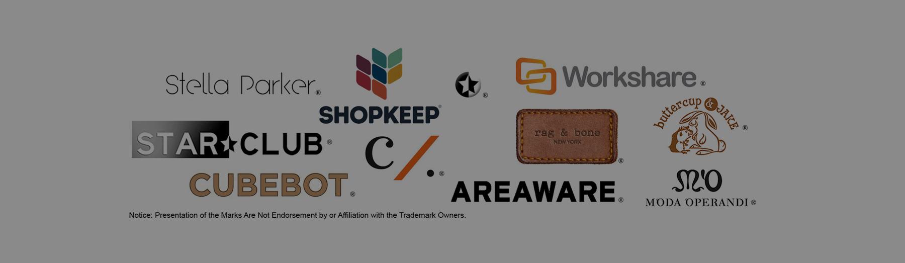 Worldwide Trademarks and Branding